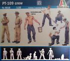 Italeri 1/35 Boat Crew Figures New Plastic Model Kit 1 35