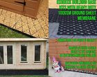 ECO SHED BASE GRID KIT ALL SIZE eg 6x4 8x6 10x8 PLASTIC ECO SLAB GREENHOUSE em