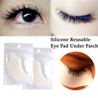 Reusable Silicone Under Eye Sticker Pad Eyelash Grafting Extension Patch Tools
