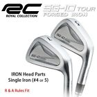 【HEAD ONLY】ROYAL COLLECTION GOLF JAPAN SG-10 TOUR FORGED SINGLE IRON (#4 or #5)