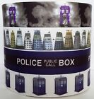1m of SciFi Grosgrain Ribbon - Dr Who Tardis, Dalek, Star Trek, Star Wars, Vader on eBay