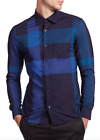 "BURBERRY BRIT ""Keegan"" Exploded Check Trim Fit Sport Shirts NEW NWT"