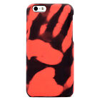 Hot Popular Temperature Cool Creative Case Cover Back Skin For Various Iphone