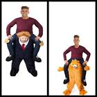 Adults Ride On halloween Costume Tigerdoe Funny Piggyback pa