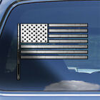 American Flag Billiards Decal Sticker - USA Flag Pool Shark Window Decal Sticker