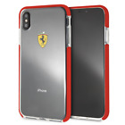 iPhone X FERRARI Hard Case TPU by CG Mobile
