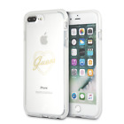 Guess TPU Hard Case for iPhone 7 Plus and iPhone 8 Plus 360 Protection