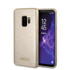 Samsung Galaxy S9 Guess Hard Case PU Leather by CG Mobile