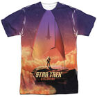 Authentic Star Trek Discovery TV Show Logo Explore Sublimation Front T-shirt top on eBay
