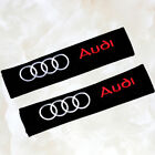 1 x Car Logo Seat Belt Cover Pad Pads Audi BMW Mini Vauxhall Volkswagen Mercedes <br/> 20 CAR MODELS TO CHOOSE FROM! BUY 1 GET 1 HALF PRICE!