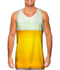 Yizzam- Beer Frothy Good Time - New Men Tank Top Tee Shirt XS S M L XL 2XL 3XL