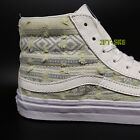 VANS SK8 HI SLIM FRAYED NATIVE MEN'S SKATE SHOES S89132.20