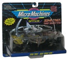 Star Trek Deep Space Nine MicroMachines Toy Set - (Cardassian Galor Warship / Sp on eBay