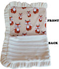 Pet Flys Luxurious Plush Pet Blanket  Foxy