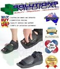PROCARE SQUARED TOE POST-OP SHOE BLACK XSMALL TO XLARGE