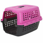 Petmate Compass Kennel Pink