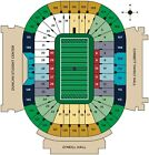 4 Notre Dame vs Stanford Football Tickets WITH PARKING 9/29/2018