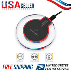 QI Wireless Fast Charger Pad Charge Dock for Apple iPhone, Samsung Galaxy more