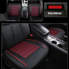 Front Seats Protector Breathable Pad PU Leather Car Seat Cover Chair Cushion