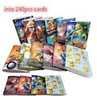 Внешний вид - Pokemon Cards Album Book List Collector Folder 240Pcs Capacity Holder Portfolio