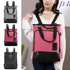Men Women USB School Bag Shoulders Satchel Travel Rucksack Laptop Bags 12910