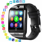 Smartwatch Bluetooth Armband Uhr Kamera SIM Facebook Whatsapp für iOS Android