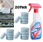 New 20Pcs Multifunctional Effervescent Spray Super Cleaner V Clean Spot