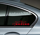 Racing Sport Performance Car Truck Motorsport Window Vinyl Decal sticker emblem $15.16 USD on eBay