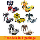 "Buy ""Transformers Lot 7pcs G1 Masterpiece New Toys Figure Optimus Prime Generations"" on EBAY"