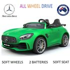 Kids Ride on car Mercedes-Benz AMG GTR Licensed Remote Electric Toy Bigger 24V