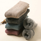 Mens/Women Mongolia 100 Wool Cashmere Winter Thick Soft  Warm  Pure New Socks