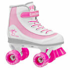 Girls ~RD Roller Derby Firestar Roller Skates - White & Pink~ - NEW