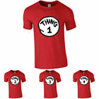 Kyпить thing 1 and thing 2 t-shirts nice cute new kids adults thing one two Halloween на еВаy.соm