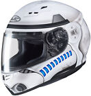 HJC CS-R3 STAR WARS STORMTROOPER FULL FACE MOTORCYCLE HELMET $152.99 USD on eBay