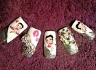BETTY BOOP Nail Art Water Transfers Sticker Decal Nails Wraps Stylish DIY! $2.49 USD on eBay