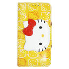 HELLO KITTY Cute Diary Wallet Flip Cover iPhone XS Max XR X Case