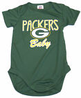 Green Bay Packers Infant All Star Bodysuit $14.29 USD on eBay