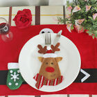Children's Kitchen Knife And Fork Set Christmas Series Pattern Ornament Gift Toy