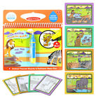 Water Drawing Toys Set Coloring Book Doodle Magic Pen Set Kids Painting Board