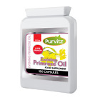Evening Primrose Oil 1000mg Capsules Softgels Heart Joints Skin PMS Made In UK