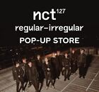 NCT 127 Regular-Irregular POP-UP STORE GOODS MINI NOTE + HOLOGRAM PHOTO CARD SET