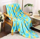 "Whimsy Plush Fleece Throw Blanket (50"" x 60"") image"