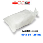 30x -> 50 x 85cm WOVEN LARGE HEAVY DUTY RUBBLE SAND BAG SACKS POLYPROPYLENE FAST