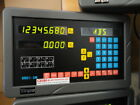 DRO Digital Readout Counter for Industrial Machine Tools Lathe Milling Grinding