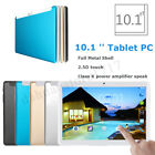 10'' Tablet Pc Android 7.0 8 Core 64gb+4gb Dual Sim 4g Phablet Pad Phone 2.5d Au