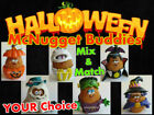 LOOSE McDonald's 1993 McNUGGET BUDDIES Halloween NUGGET Buddy YOUR TOY CHOICE