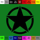 Military Star Decal Buy 1 Get 1 Free Every Quantity Vinyl Star Sticker