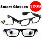 Smart Glasses Bluetooth Camera HD Video Recording Sports Outdoor Driving Eyewear