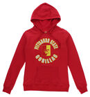 Cover One Womens Pittsburg State Gorillas Pullover Hoodie Red