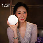 3D USB LED Rechargeable Printing Moon Lunar Night Light Stand Lamp Touch Sensor